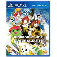 Digimon Story: Cyber ??Sleuth - PS4 - Console Game