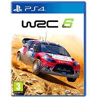 WRC: FIA World Rally Championship 6 - PS4 - Console Game