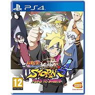 NARUTO SHIPPUDEN: Ultimate Ninja STORM 4 Road To Boruto - PS4 - Console Game