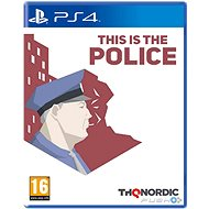 This is the Police - PS4 - Console Game