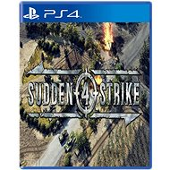 Sudden Strike 4 - PS4 - Console Game