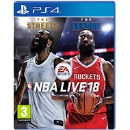 NBA Live 18 - PS4 - Console Game