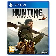 Hunting Simulator - PS4 - Console Game