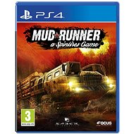 Spintires: MudRunner - PS4 - Console Game