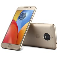 Motorola Moto E4 Plus Gold - Mobile Phone