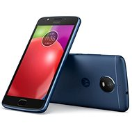 Motorola Moto E4 Blue - Mobile Phone