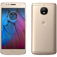 Motorola Moto G5s Blush Gold - Mobile Phone