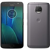 Motorola Moto G5s Plus Lunar Grey - Mobile Phone