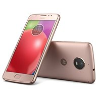 Motorola Moto E4 Blush Gold - Mobile Phone