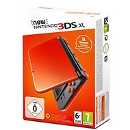 NEW Nintendo 3DS XL Orange + Black - Game Console -