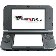 Nintendo NEW 3DS XL Metallic Black - Game Console