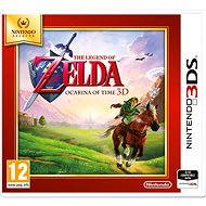 The Legend of Zelda: Ocarina of Time 3D - Nintendo 3DS - Console Game