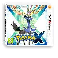 Nintendo 3DS - Pokemon X - Console Game
