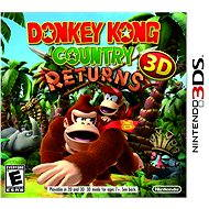 Donkey Kong Country Returns 3D - Nintendo 3DS - Console Game