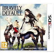 Bravely Default - Nintendo 3DS - Console Game