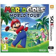 Mario Golf: World Tour - Nintendo 3DS - Console Game