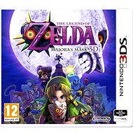 The Legend of Zelda: Majora's Mask - Nintendo 3DS - Console Game