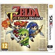 The Legend of Zelda: Tri Force Heroes - Nintendo 3DS - Console Game