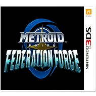Metroid Prime: Federation Force - Nintendo 3DS - Console Game