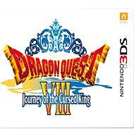 Dragon Quest VIII: Journey of the Cursed King - Nintendo 3DS - Console Game