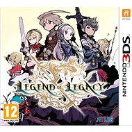 Legend of Legacy - Nintendo 3DS - Console Game