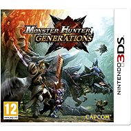Monster Hunter Generations - Nintendo 3DS - Console Game
