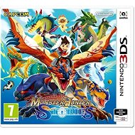 Monster Hunter Stories - Nintendo 3DS - Console Game