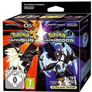 Pokémon Ultra Sun / Ultra Moon Dual Pack - Nintendo 3DS - Console Game