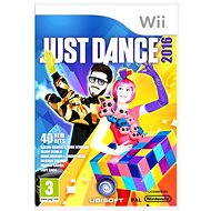 Nintendo Wii - Just Dance 2016 - Console Game