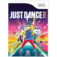 Just Dance 2018 - Nintendo Wii - Console Game