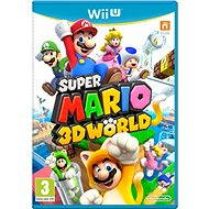 Nintendo Wii U - Super Mario 3D World - Console Game