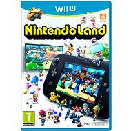 Nintendo Wii U - Nintendo Land Select - Console Game
