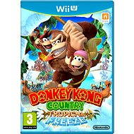 Nintendo Wii U - Donkey Kong Country: Tropical Freeze - Console Game