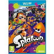 Nintendo Wii U - Splatoon - Console Game