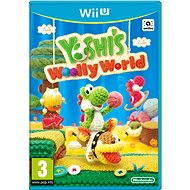 Nintendo Wii U - Yoshi's Woolly World - Console Game