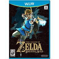 Nintendo Wii U - The Legend of the Zelda: Breath of the Wild - Console Game