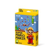 Nintendo Wii U - Super Mario Maker + Artbook - Console Game