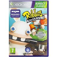Xbox 360 - Raving Rabbids Alive & Kicking - Console Game