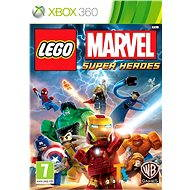 LEGO Marvel Super Heroes - Xbox 360 - Console Game