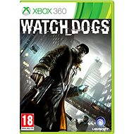 Watch Dogs - Xbox 360 - Console Game