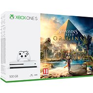 Microsoft Xbox One S 500GB Assasin's Creed: Origins - Game Console