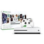 Microsoft Xbox One S 500GB + 3M Xbox Game Pass + 3M Live - Game Console
