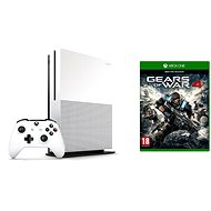 Microsoft Xbox One S 1TB Gears of War Edition - Game Console