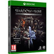 Middle-earth: Shadow of War Silver Edition - Xbox One - Console Game