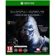 Middle Earth: Shadow of Mordor Game of the Year Edition - Xbox One - Console Game