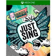 Just Sing - Xbox One - Console Game