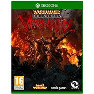 Warhammer: End Times - Vermintide - Xbox ONE - Console Game