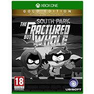 South Park: The Fractured But Whole Gold Edition - Xbox One - Console Game