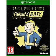 Fallout 4 GOTY - Xbox One - Console Game