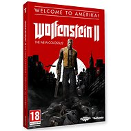 """Wolfenstein II: The New Colossus """"Welcome to Amerika!"""" - Xbox One - Console Game"""